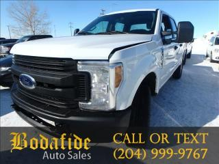 Used 2017 Ford F-350 Super Duty SRW XL for sale in Headingley, MB