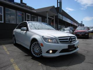 Used 2010 Mercedes-Benz C-Class C250 4-MATIC ...... MOON ROOF, Leather Interior, Heated Seats for sale in Scarborough, ON