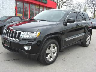 Used 2013 Jeep Grand Cherokee LAREDO 4WD for sale in London, ON