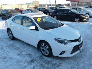 Used 2014 Toyota Corolla LE ECO Upgrade Pkg for sale in Oak Bluff, MB
