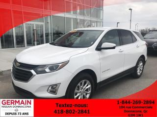 Used 2018 Chevrolet Equinox Sièges Ch. - Caméra for sale in Donnacona, QC