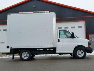 Used 2012 Chevrolet Express 3500 CUBE TRUCK for sale in Jarvis, ON