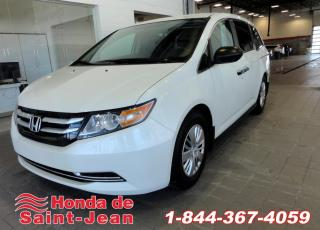 Used 2016 Honda Odyssey Familiale 4 portes LX for sale in St-Jean-Sur-Richelieu, QC