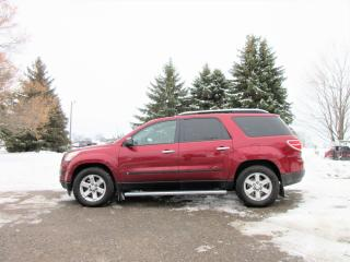 Used 2008 Saturn Outlook XE AWD- 8 PASSENGER for sale in Thornton, ON