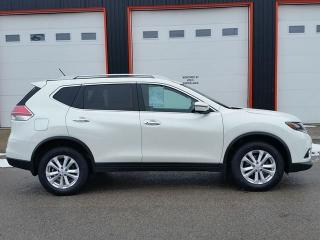Used 2016 Nissan Rogue S AWD for sale in Jarvis, ON