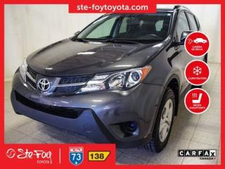 Used 2015 Toyota RAV4 Le Sièges Ch for sale in Québec, QC