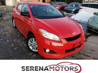 Used 2009 Toyota Matrix HATCHBACK | AUTO | LOW KM for sale in Mississauga, ON