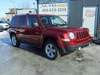 Used 2011 Jeep Patriot ***LIMITED,CUIR,4X4*** for sale in Longueuil, QC
