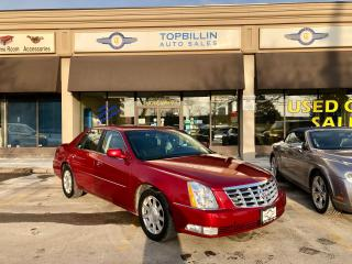 Used 2011 Cadillac DTS Luxury for sale in Vaughan, ON