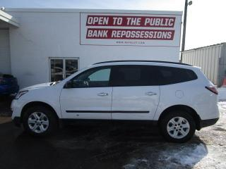 Used 2017 Chevrolet Traverse LS for sale in Toronto, ON