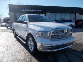 Used 2013 Dodge Ram 1500 LARAMIE 4X4 **CUIR+TOIT+NAVIGATION** for sale in St-Hubert, QC