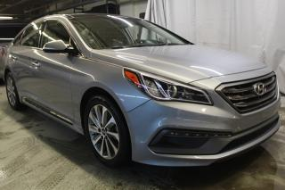 Used 2015 Hyundai Sonata SPORT TECH (TOIT,MAGS,NAVIGATION) for sale in St-Constant, QC