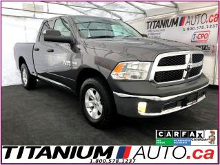 Used 2017 RAM 1500 SXT Quad-4X4-5.7L-Camera-Tow PKG-Fog Lights-Cruise for sale in London, ON