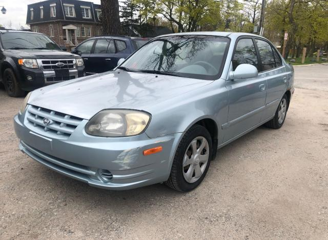 2004 Hyundai Accent Automatic/4 Cylinder/AS IS SPECIAL