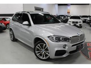 Used 2016 BMW X5 xDrive50i   M SPORT   ACTIVE BMW WAARANTY for sale in Vaughan, ON