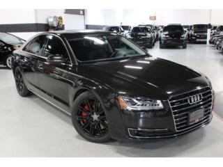 Used 2015 Audi A8 4.0T   MASSAGE SEATS   20 INCH WHEELS for sale in Vaughan, ON