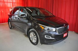 Used 2019 Kia Sedona LX | 8 Seater | One Owner for sale in Listowel, ON