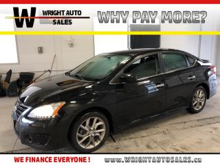 Used 2013 Nissan Sentra SR|NAVIGATION|SUNROOF|BLUETOOTH|111,179 KM for sale in Cambridge, ON