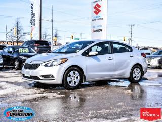 Used 2016 Kia Forte LX for sale in Barrie, ON