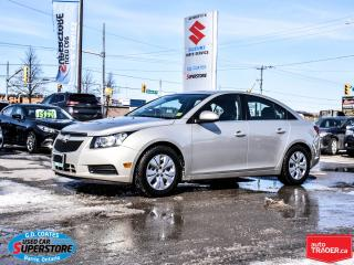 Used 2014 Chevrolet Cruze 1LT for sale in Barrie, ON