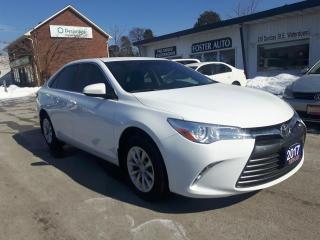 Used 2017 Toyota Camry LE for sale in Waterdown, ON