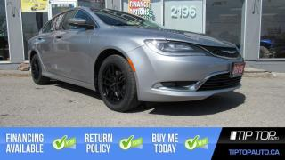 Used 2015 Chrysler 200 Limited ** Bluetooth, Heated Seats, Push Button St for sale in Bowmanville, ON