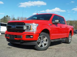 Used 2018 Ford F-150 XLT 3.5L EcoBoost V6 302A for sale in Midland, ON