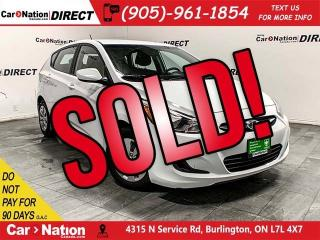 Used 2017 Hyundai Accent GL| HEATED SEATS| WE WANT YOUR TRADE| for sale in Burlington, ON