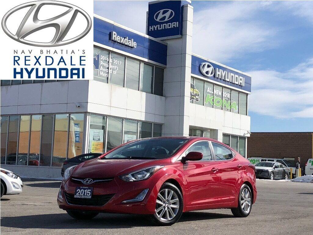 2015 Hyundai Elantra in Etobicoke | Rexdale Hyundai