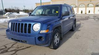Used 2009 Jeep Patriot FWD 4DR for sale in Mississauga, ON