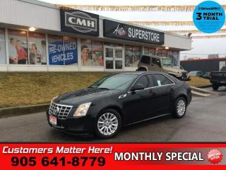 Used 2013 Cadillac CTS Base  AWD *PRISTINE*  PANO-ROOF LEATH HS for sale in St. Catharines, ON