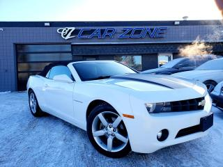 Used 2013 Chevrolet Camaro 2LT PACKAGE CONVERTIBLE for sale in Calgary, AB