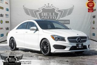 Used 2014 Mercedes-Benz CLA-Class BACK-UP CAM, PANO ROOF, LEATHER, HEATED/ MEMORY SEATS for sale in Toronto, ON