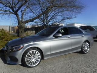 Used 2015 Mercedes-Benz C-Class C400 4Matic Sedan for sale in Burnaby, BC