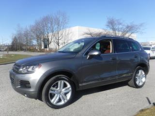 Used 2012 Volkswagen Touareg Highline VR6 Sport for sale in Burnaby, BC