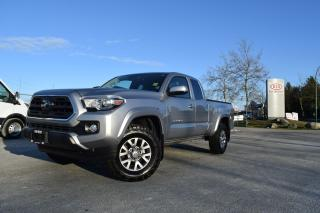 Used 2018 Toyota Tacoma 4x4 for sale in Coquitlam, BC