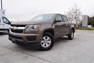 Used 2016 Chevrolet Colorado 2WD WT for sale in Parksville, BC