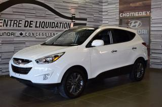 Used 2015 Hyundai Tucson GLS TOIT+MAGS for sale in Laval, QC