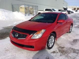 Used 2008 Nissan Altima Coupé 2 portes I4, boîte manuelle 2,5 S for sale in Quebec, QC