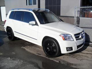 Used 2011 Mercedes-Benz GLK350 4x4 SUPERBE + GARANTIE 3 ans incluse for sale in Laval, QC