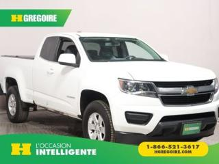 Used 2015 Chevrolet Colorado 2WD WT A/C MAGS for sale in St-Léonard, QC