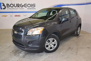 Used 2013 Chevrolet Trax Ls, Bluetooth for sale in Rawdon, QC
