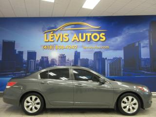 Used 2010 Honda Accord Ex T.ouvrant A/c for sale in Lévis, QC