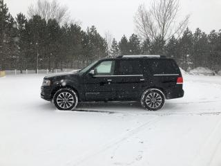 Used 2017 Lincoln Navigator Select 4WD for sale in Cayuga, ON