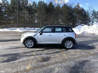 Used 2014 MINI Cooper S Countryman All4 Awd for sale in Cayuga, ON