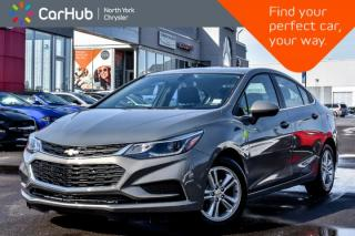 Used 2018 Chevrolet Cruze LT|BoseSound|Sunroof|SatRadio|Apple/AndriodProjection for sale in Thornhill, ON