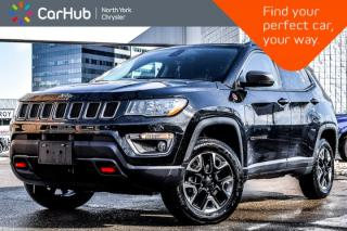 Used 2018 Jeep Compass Trailhawk|4x4|Leather.Interior.Pkgs|Nav.Pkg|Pano_Sunroof|GPS|Keyless_Go| for sale in Thornhill, ON