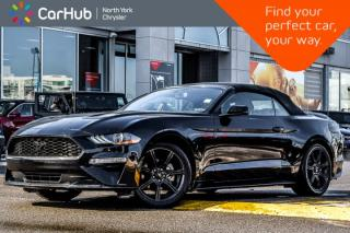 Used 2018 Ford Mustang EcoBoost Premium|Black Pkg|Nav|BackupCamera for sale in Thornhill, ON