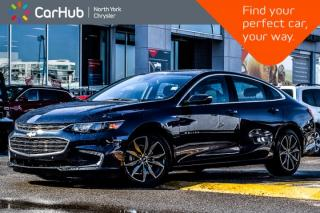 Used 2018 Chevrolet Malibu LT|BoseSound|PanoSunroof|Apple/AndriodProjection for sale in Thornhill, ON