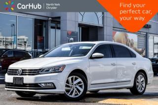 Used 2018 Volkswagen Passat Comfortline|Sunroof|Heat.Seats|Backup_Cam|Bluetooth|17